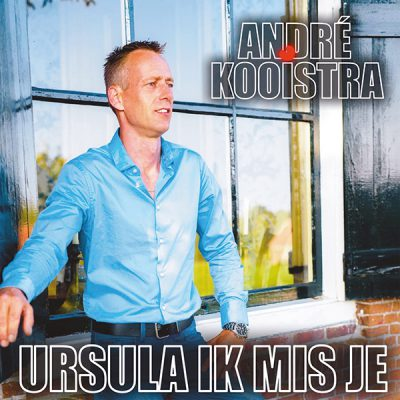 Andre Kooistra - Ursula ik mis je (Front)
