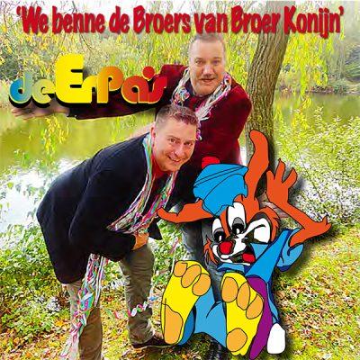 De Erpa's - We benne de broers van Broer Konijn (Front)