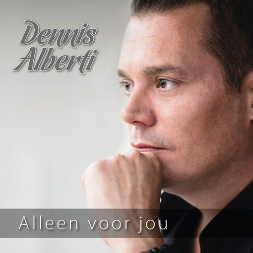 Dennis Alberti - Alleen voor jou (Front)