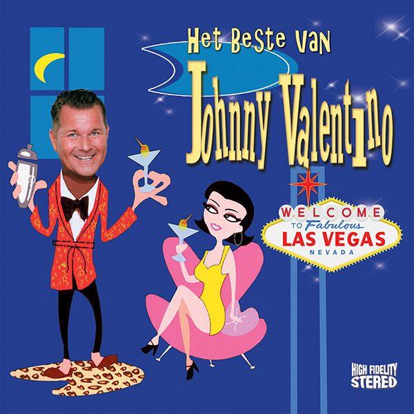 Het beste van Johnny Valentino (Front)
