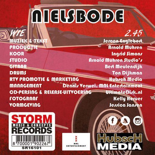Niels Bode - Wie (Back)