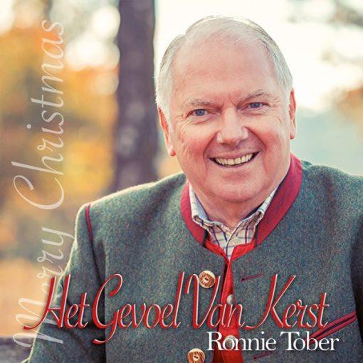 Ronnie Tober - Het gevoel van Kerst (Front)