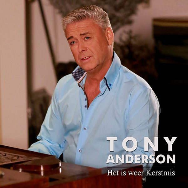 Tony Anderson - Het is weer Kerstmis (Front)