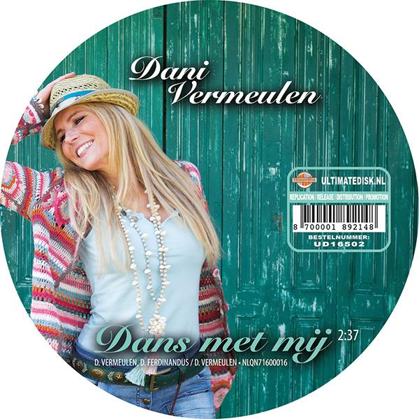 Dani-Vermeulen - Dans met mij (Label)
