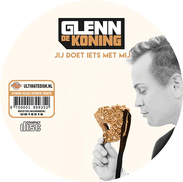 Glenn de Koning - Jij doet iets met mij (Label)