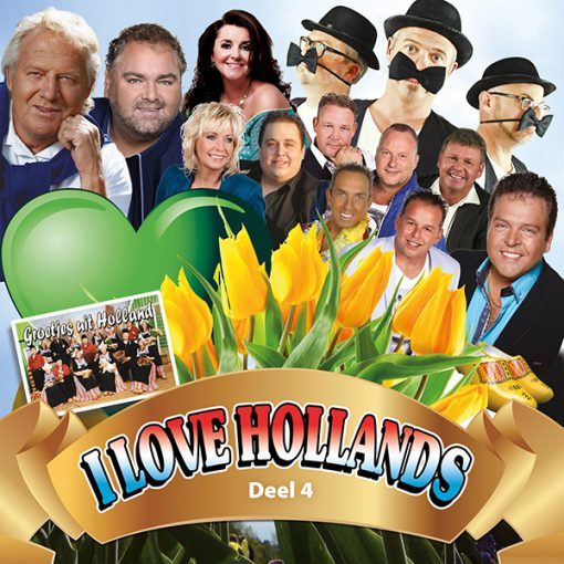I Love Hollands - Deel 4 (Front)