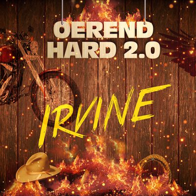 Irvine - Oerend Hard 2.0 (Front)