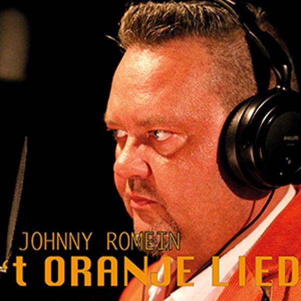 Johnny Romein - Het Oranje Lied (Front)