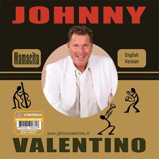 Johnny Valentino - Mamacita (Back)