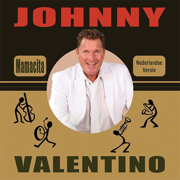 Johnny Valentino - Mamacita (Front)