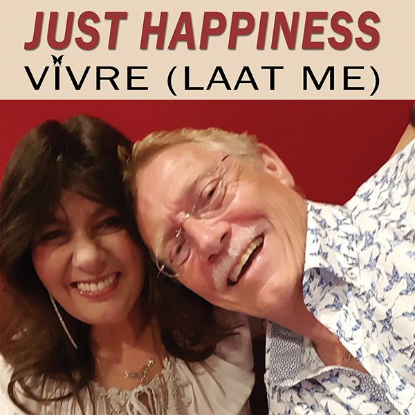 Just Happiness - Vivre (Laat me)(Front)