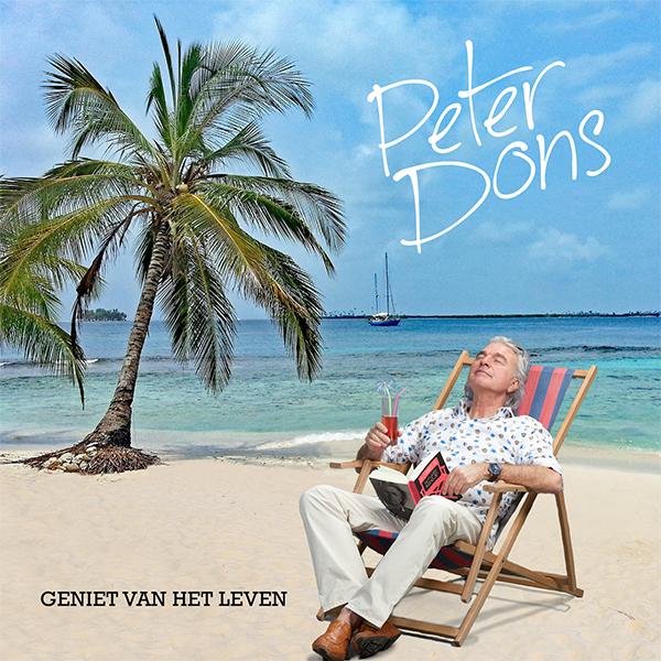 Peter Dons - Geniet van het leven (Front)
