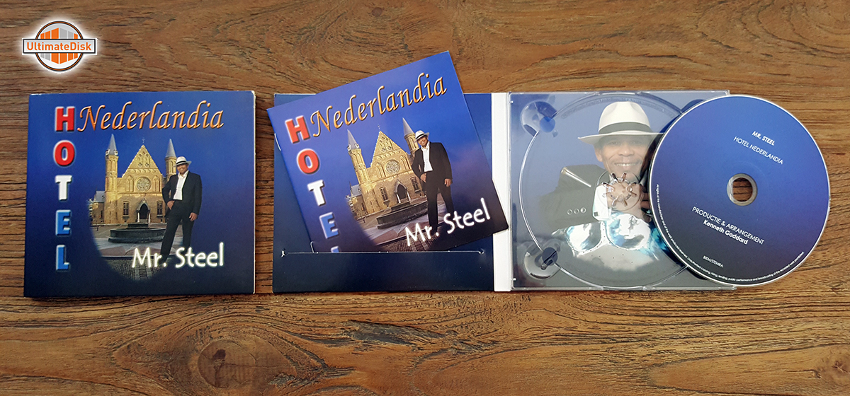 4p digipack - Mr. Steel