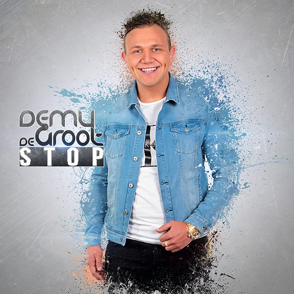 Demy de Groot - STOP (Front)