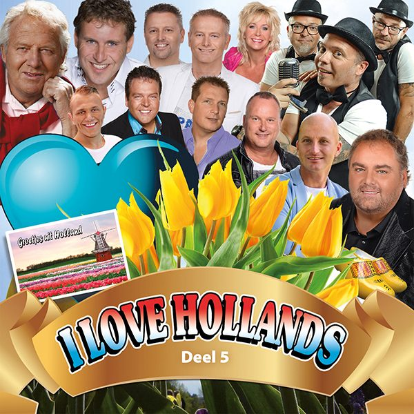 I Love Hollands - Deel 5 (Front)
