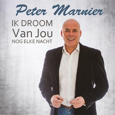 Peter Marnier - Ik droom van jou nog elke nacht (Front)