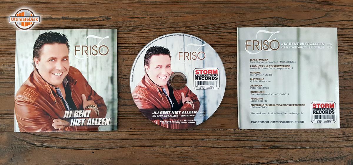 Singles - Friso - Duplicatie