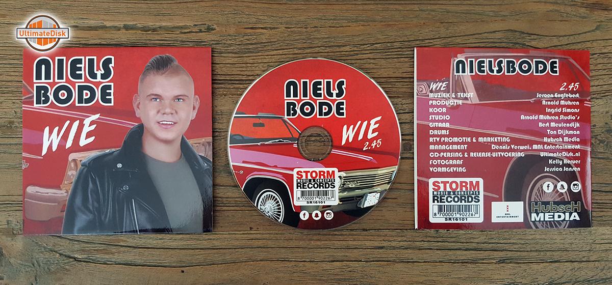 Singles - Niels Bode - Duplicatie