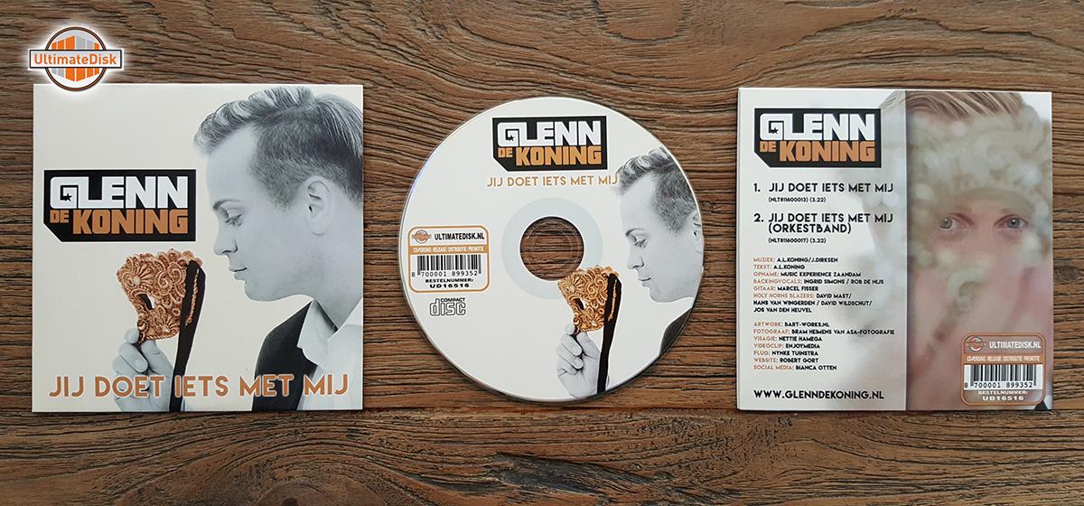 Singles in wallet - Glenn de Koning