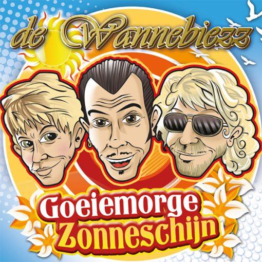 Wannebiezz - Goeiemorge Zonneschijn (Front)