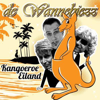 de Wannebiezz - Kangoeroe Eiland (Front)