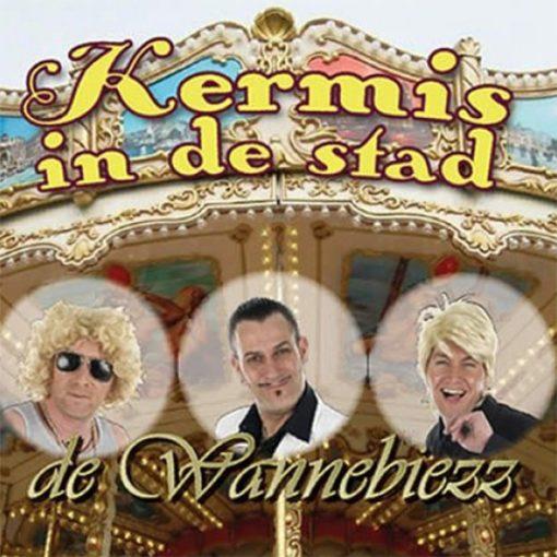 de Wannebiezz - Kermis in de stad (Front)