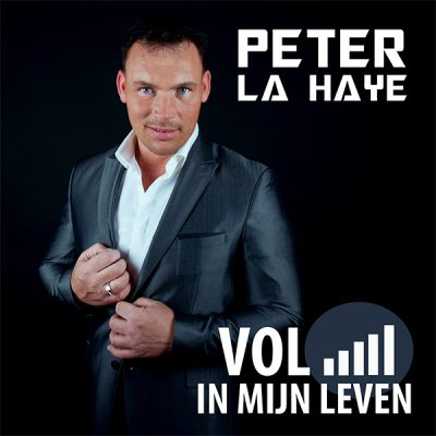 Peter La Haye - Vol in mijn leven (Front)