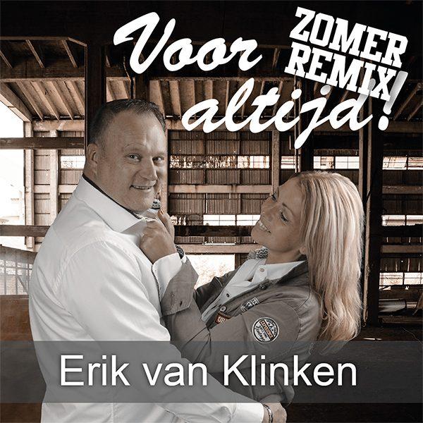 Erik van Klinken - Voor altijd (Zomer Remix)(Front)