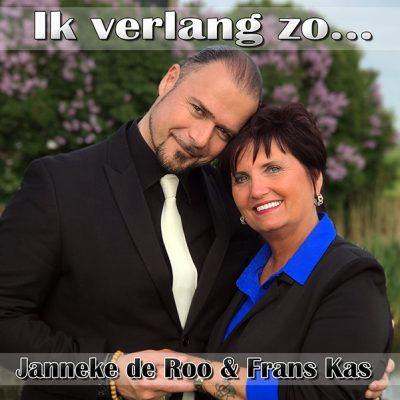 Janneke de Roo & Frans Kas - Ik verlang zo (Front)