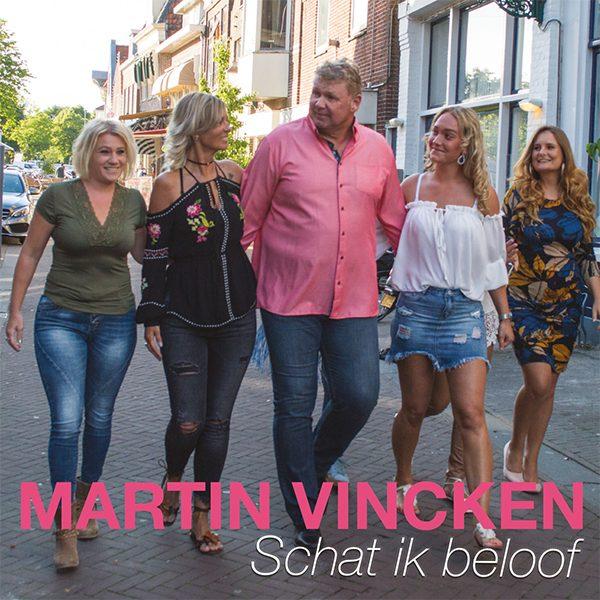 Martin Vincken - Schat ik beloof (Front)