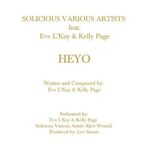 SVA ft. Eve L'Kay & Kelly Page - HEYO (Back)