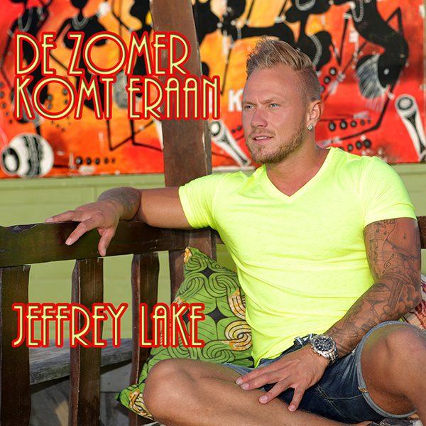 Jeffrey Lake - De zomer komt eraan (Front)