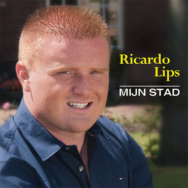 Ricardo Smit - Mijn stad (Front)