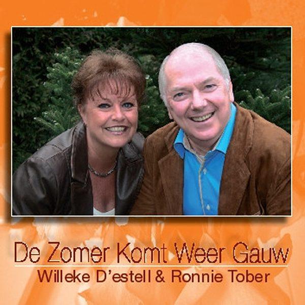 nnie Tober - De zomer komt weer gauw (Front)