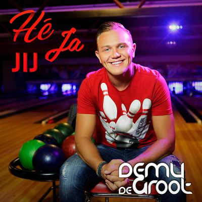 Demy de Groot - Hé Ja Jij (Front)