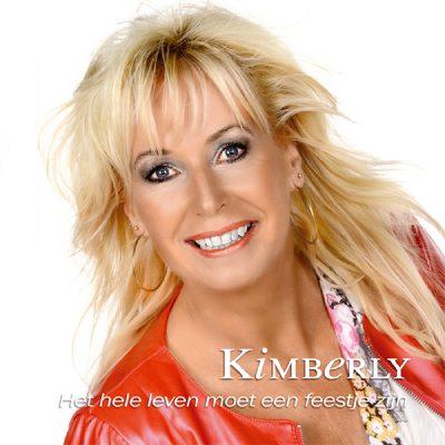 Kimberly - Het hele leven moet een feestje zijn (Front)