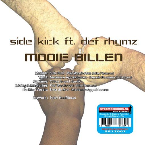 Side Kick ft. Def Rhymz - Mooie billen (Back)