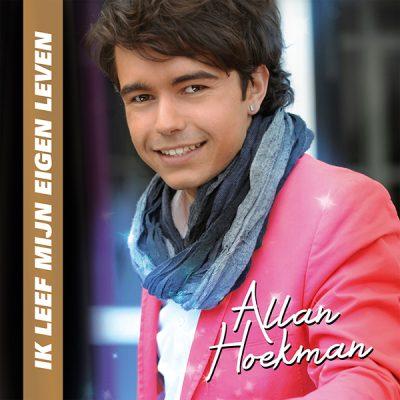 Allan hoekman - Ik leef mijn eigen leven (Front)