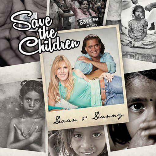 Daan & Danny - Save the Children (Front)