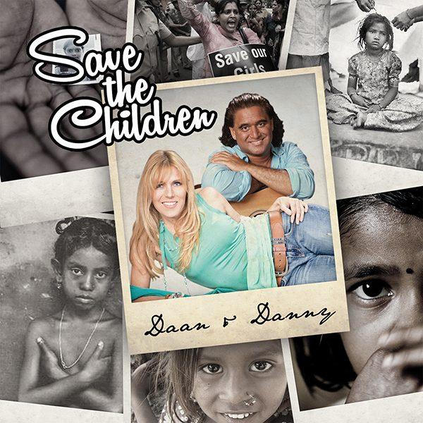 Daan & Danny - Save the Children (Front)