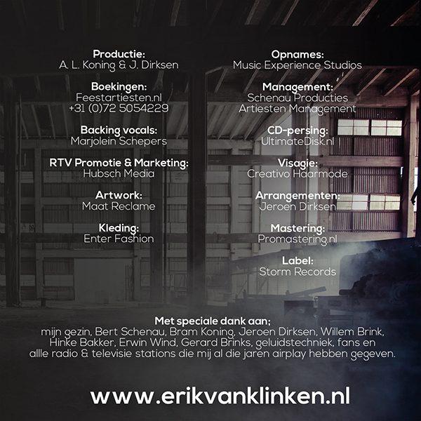 Erik van Klinken - Lekker doodgewoon (Booklet p2)