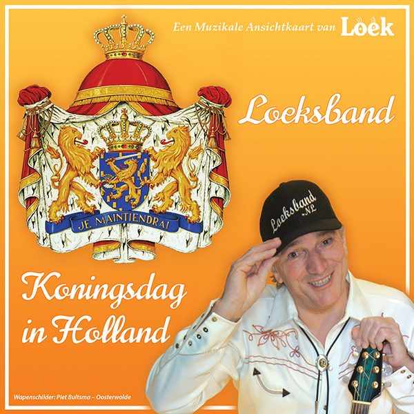 Loeksband - Koningsdag in Holland (Front)