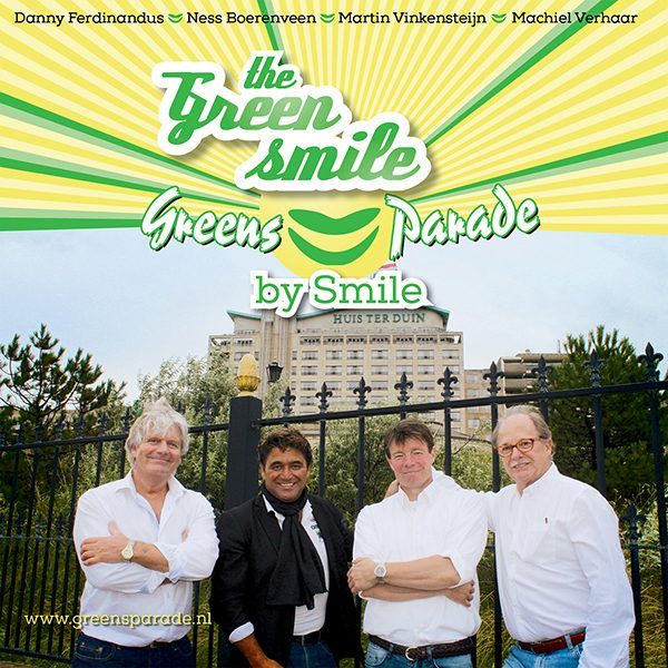 Smile - The Green Smile (Front)