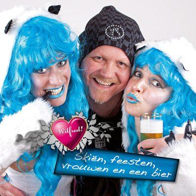 Wilfred! - Skiën, feesten, vrouwen en een bier (Front)