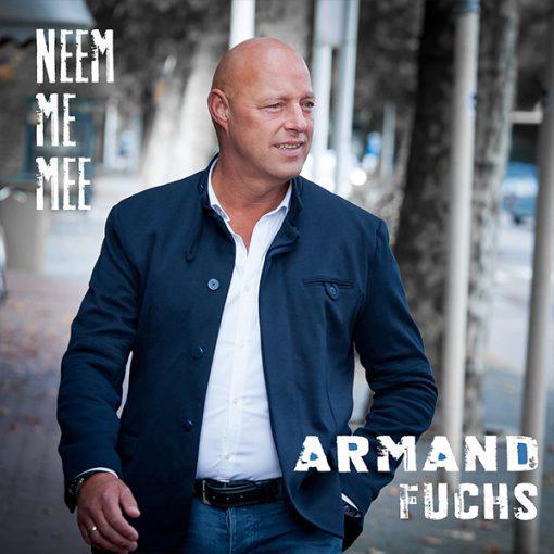 Armand Fuchs - Neem me mee (Front)