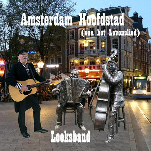 Loeksband - Amsterdam Hoofdstad (Front)