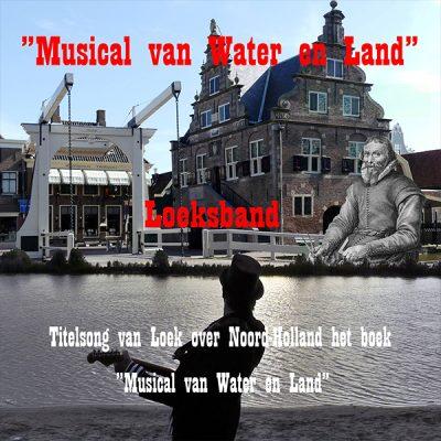 Loeksband - Musical van Water en Land (Front)