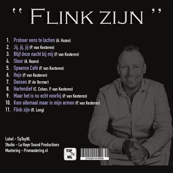 Ricardo Smit - Flink zijn (Back)