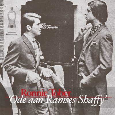 Ronnie Tober - Ode aan Ramses Shaffy (Front)