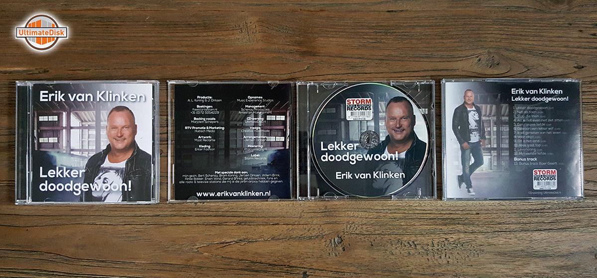 12p album - Erik van Klinken